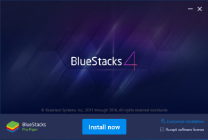 how to download and install bluestacks