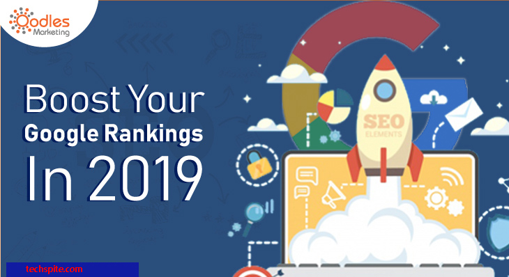 Rank Your Website on Google First Page in 2019
