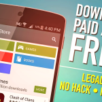 Download Paid Apps or Games Free on Android