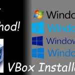 How To install Oracle Virtualbox on Windows 7/8/10