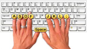 How To Become Keyboard Typing Master - Best Tricks
