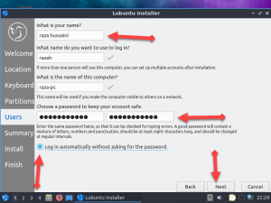 Install Lubuntu on VMware on Windows 10