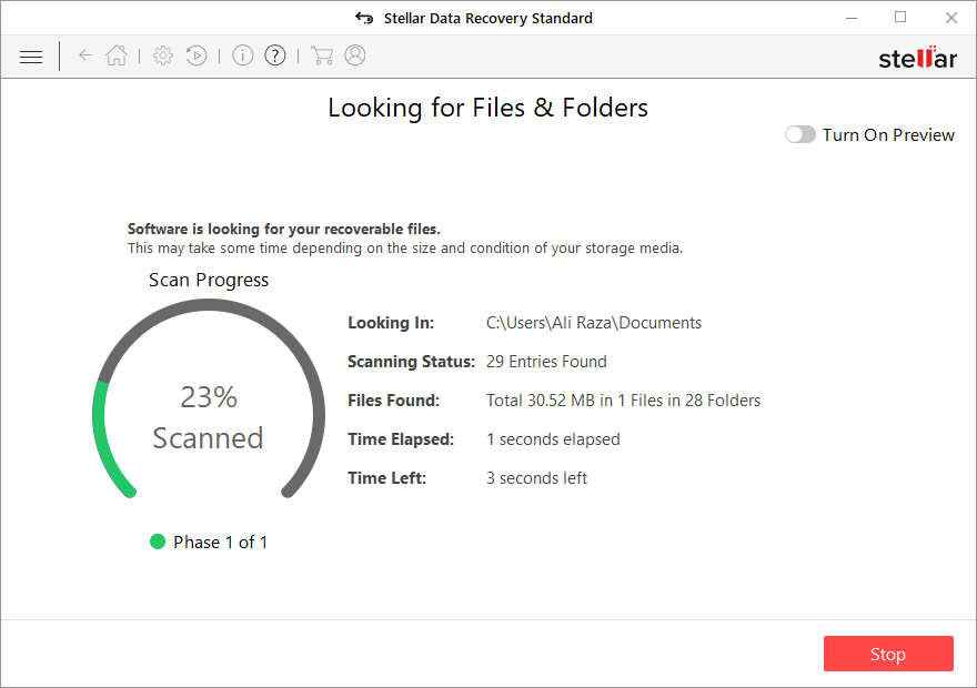 Recover the Corrupted and Lost Data
