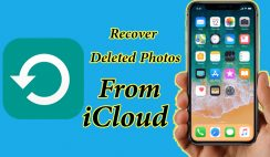 Recover Permanently Deleted Photos From iCloud
