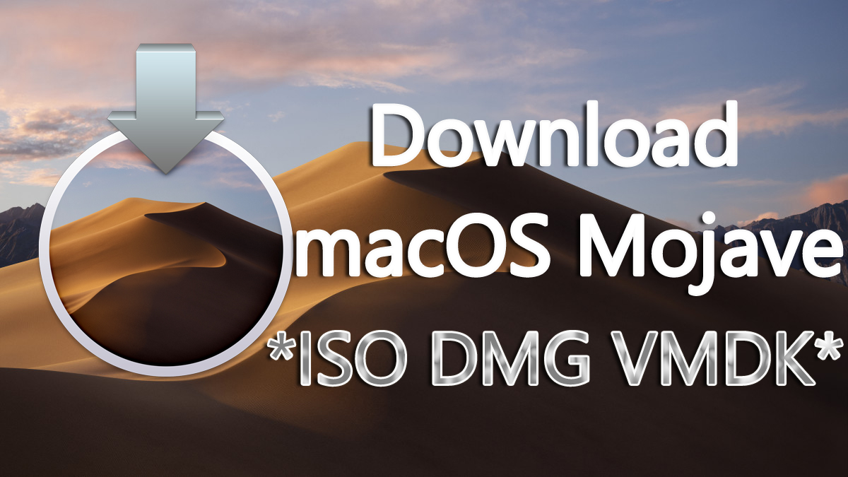 macos mojave patcher dmg