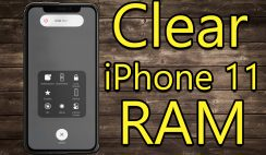 How to Clear RAM on iPhone 11 Pro Max, 11 Pro, and iPhone 11