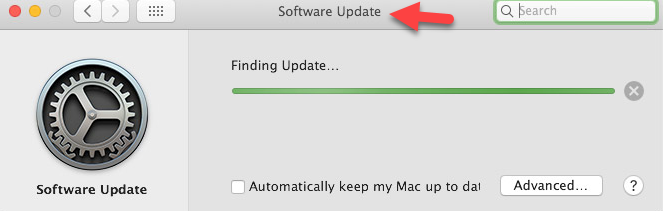 How to Update from macOS Mojave Beta to Official Version