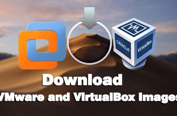 Download macOS Mojave VMware and VirtualBox Images