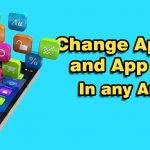 How to Change App Icon and App Name in any Android Mobile 2019