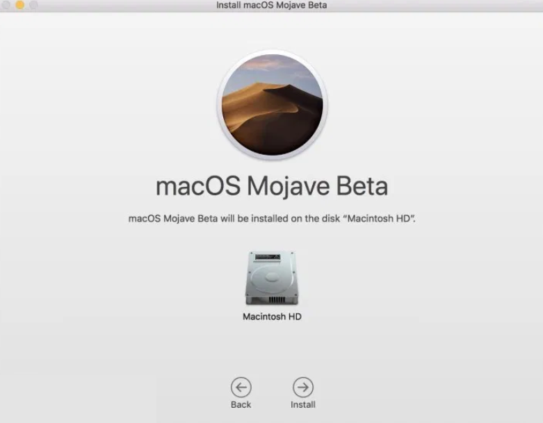 How to Install macOS Mojave without Developer Account