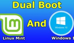 How to Dual Boot Linux Mint and Windows 10