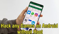 How to Hack any Games on Android Devices without Root