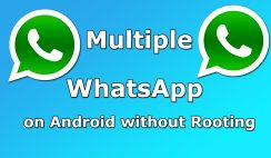 How to Run Multiple WhatsApp Accounts on Android without Rooting