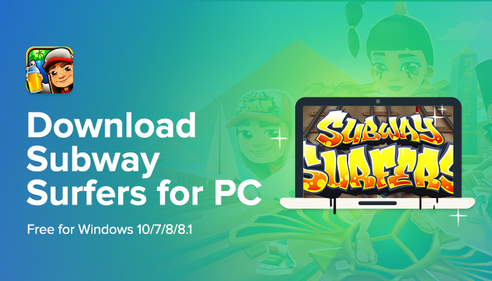 Subway Surfers Game Free Download Setup for Windows 10