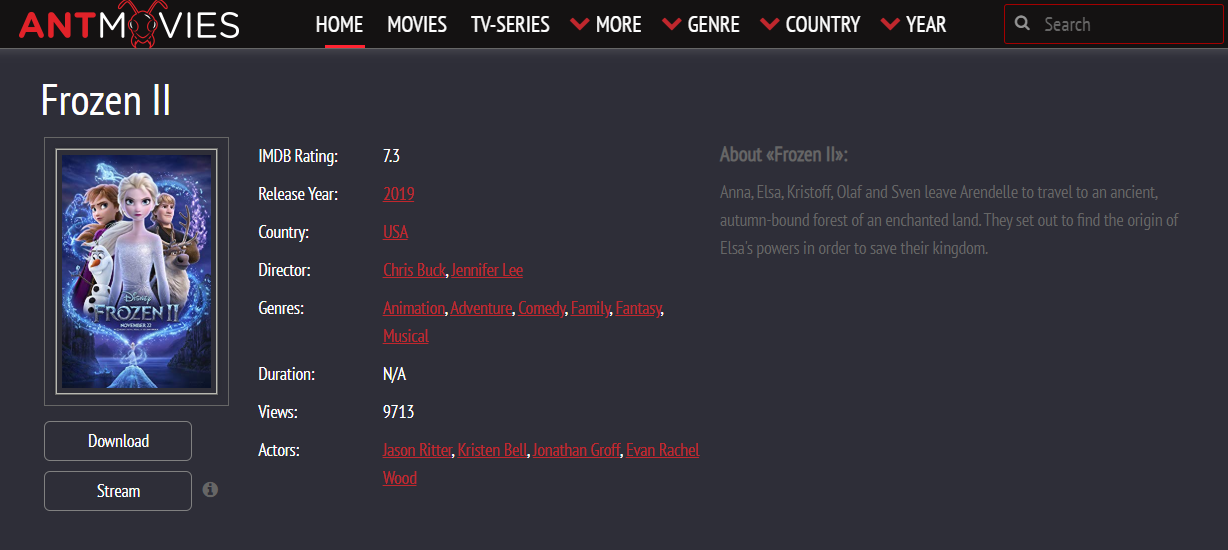 Free Movie Download Sites in 2020