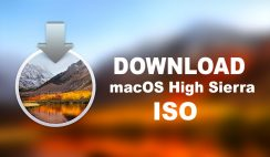 How to Download macOS High Sierra 10.13 ISO File
