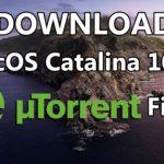 Download macOS Catalina Torrent File - Latest Version 2020