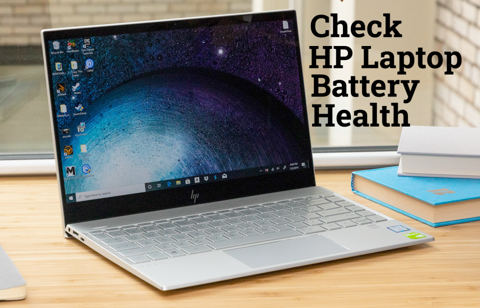 How to Check HP Battery Health