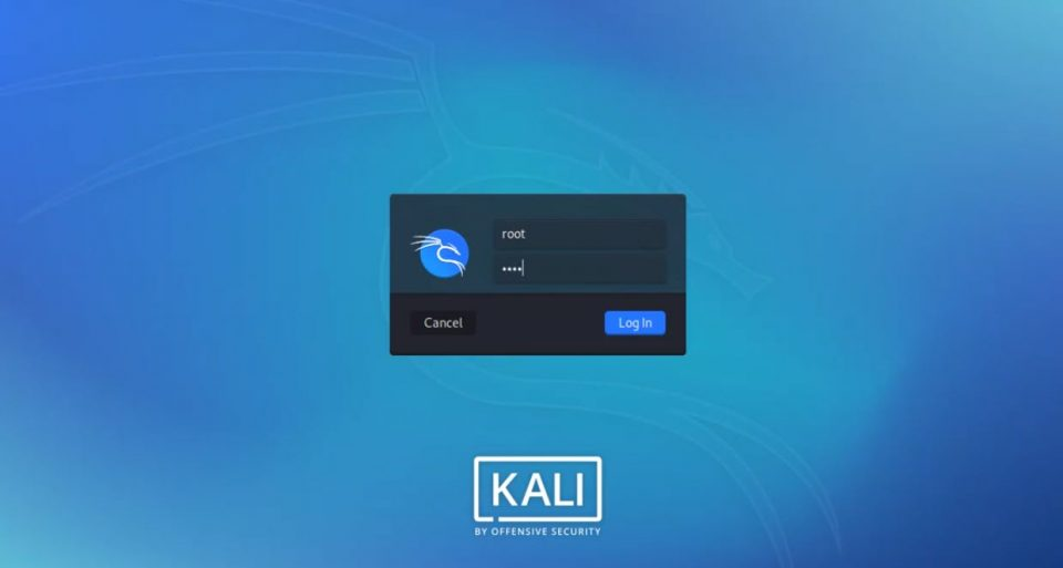 How to Reset Kali Linux Root Password