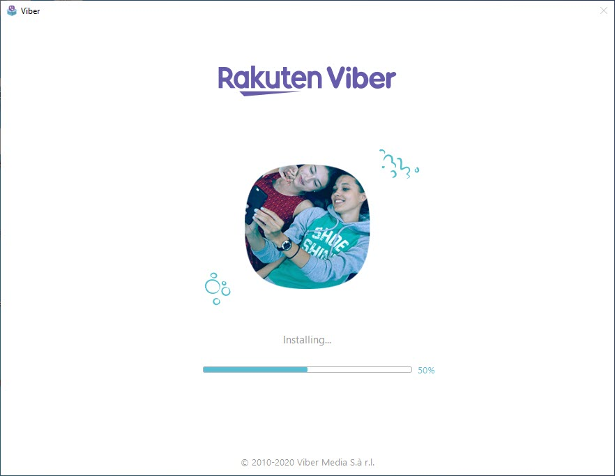 Install Viber on Windows PC