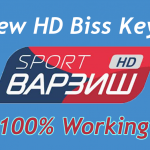 TV Varzish HD New BISS Keys in 2021