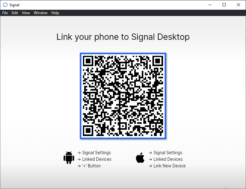 How to Install Signal on Windows 10