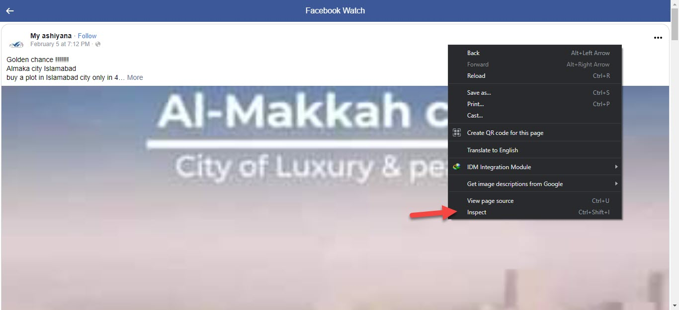 How to Download Video from Facebook Private Group