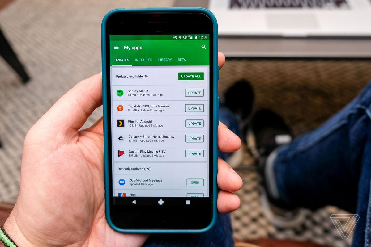 How to Share Apps Without Internet Using Play Store Option