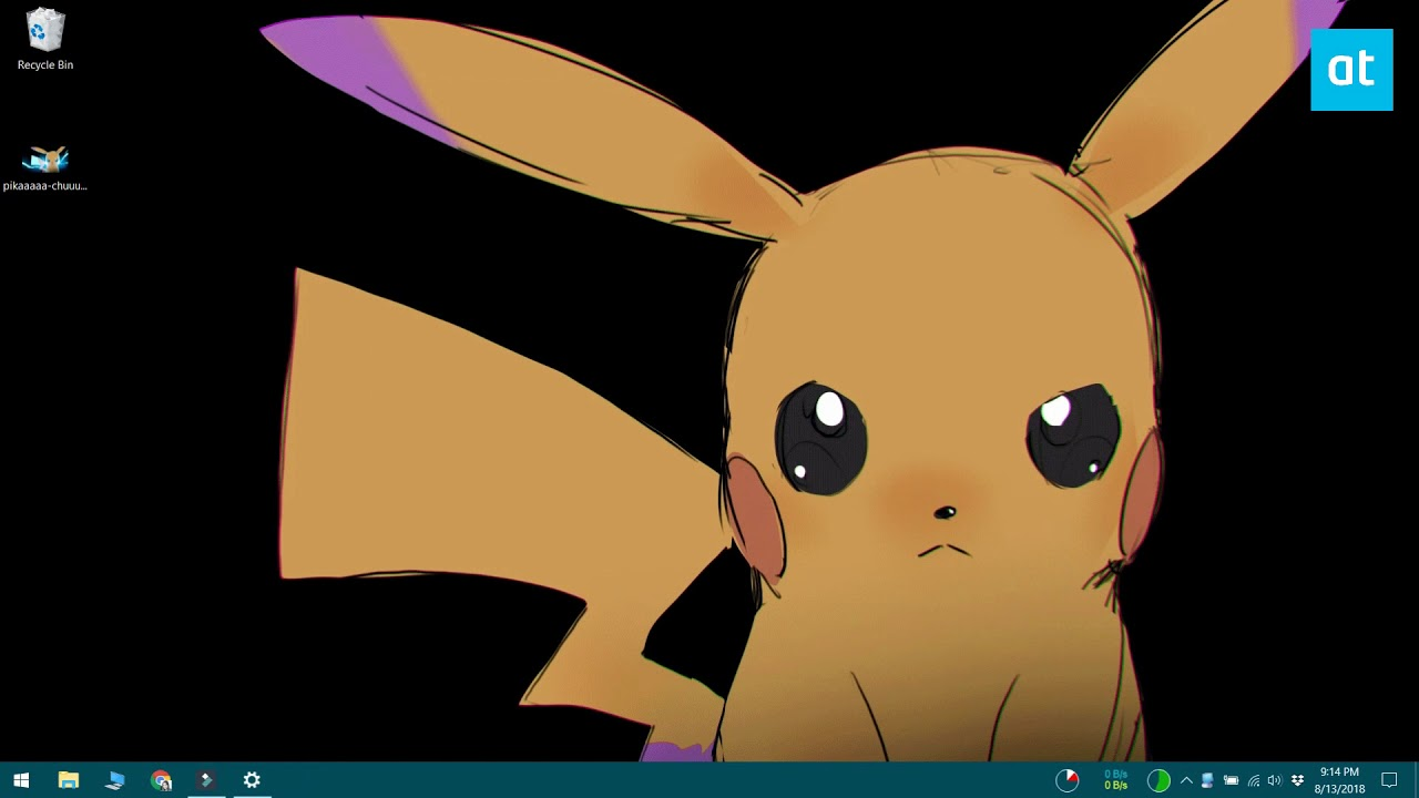 How to Set Dynamic Wallpaper on Windows 10