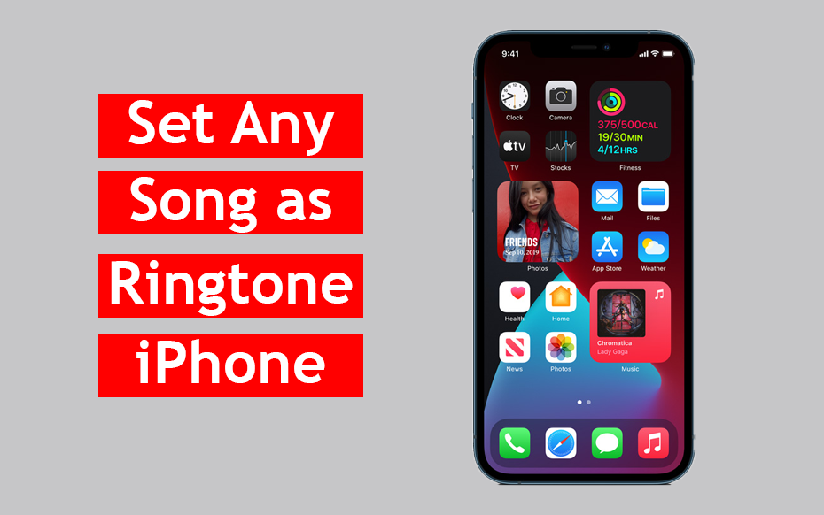 How to set song as iPhone Ringtone without iTunes or PC