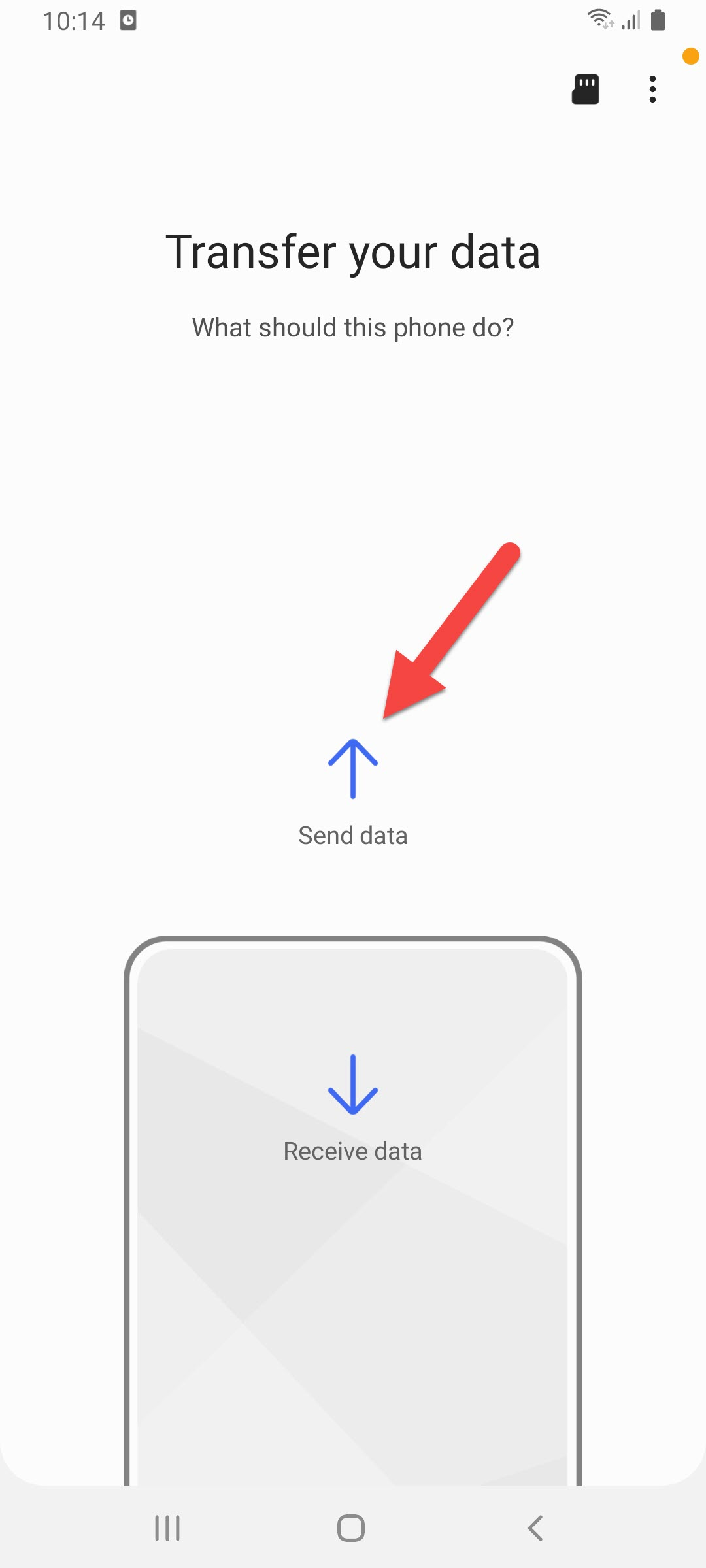 How to Transfer Data Android to Android Super Fast 2021