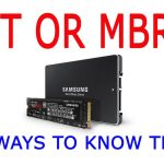 3 Ways To Check If a Disk Drive is GPT or MBR in Windows 10
