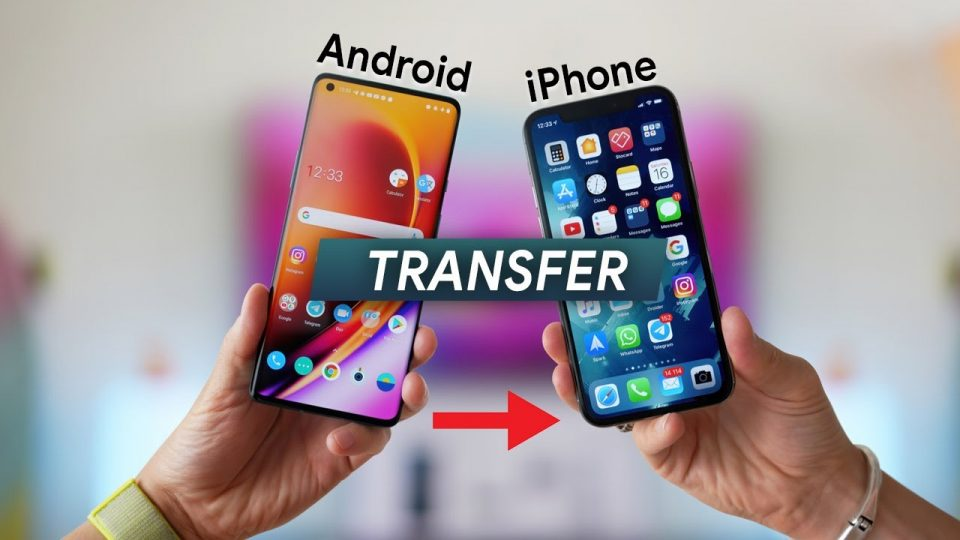 How to Transfer Data From Android to iPhone in 2021