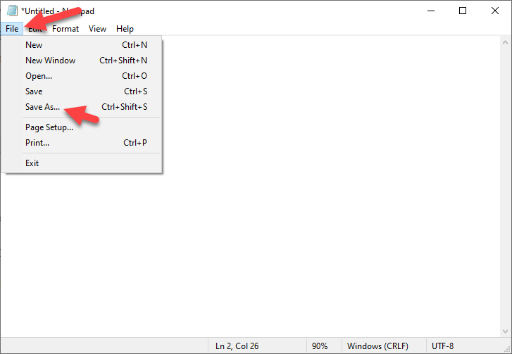 How to Open Multiple Websites With a Shortcut on Windows