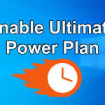 How to Enable the Ultimate Power Plan on Windows 10