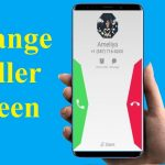 Change Call Screen Background on Samsung Galaxy