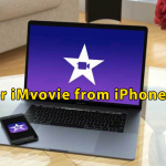 Transfer iMovie from iPhone to Mac