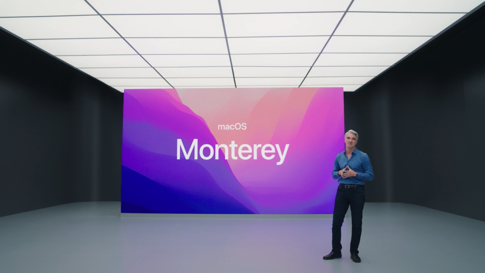 Download macOS Monterey Wallpaper Right Now