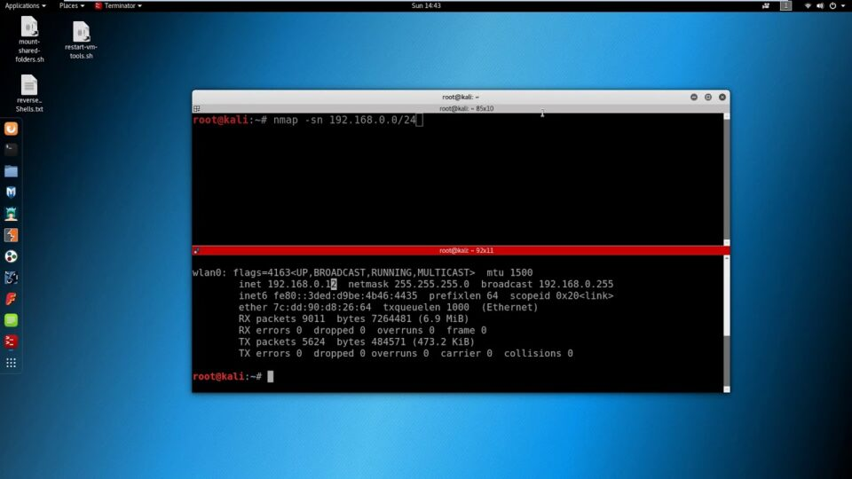 How to Set Static IP Address in Kali Linux